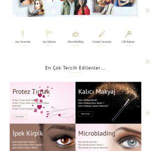Survivor Nihal Candan Güzellik Merkezi Resmi Web Sitesi