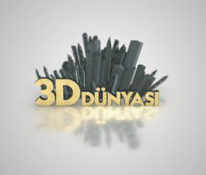 3D Yansıma Efekti Çalışması